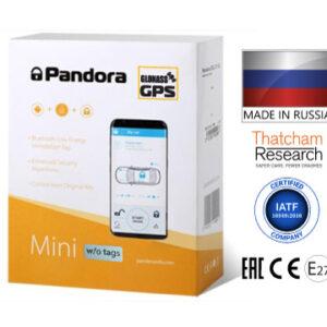 Pandora Mini v2 GPS