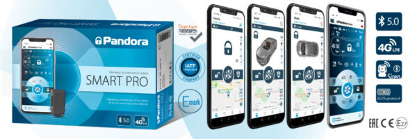 Pandora SmartProV3