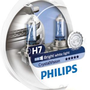 PHILIPS Η7 Crystal Visio