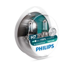 PHILIPS  12V H7 X-treme Vision