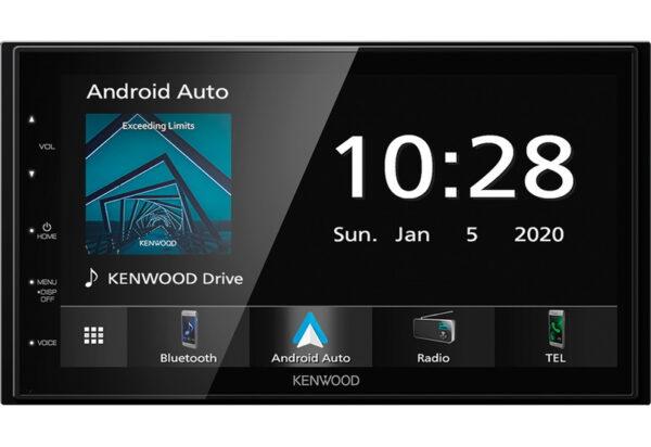 "Kenwood DMX-5020BTS 6.8"" Mechless Digital Media"