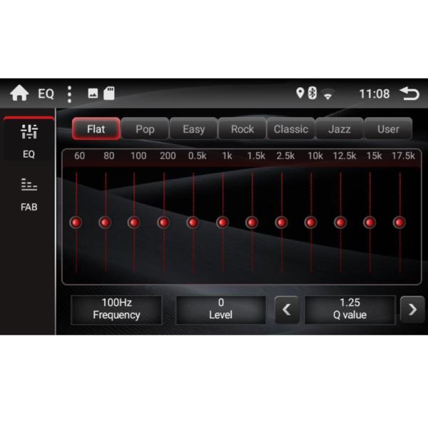 IQ-AN X6100_GPS multimedia