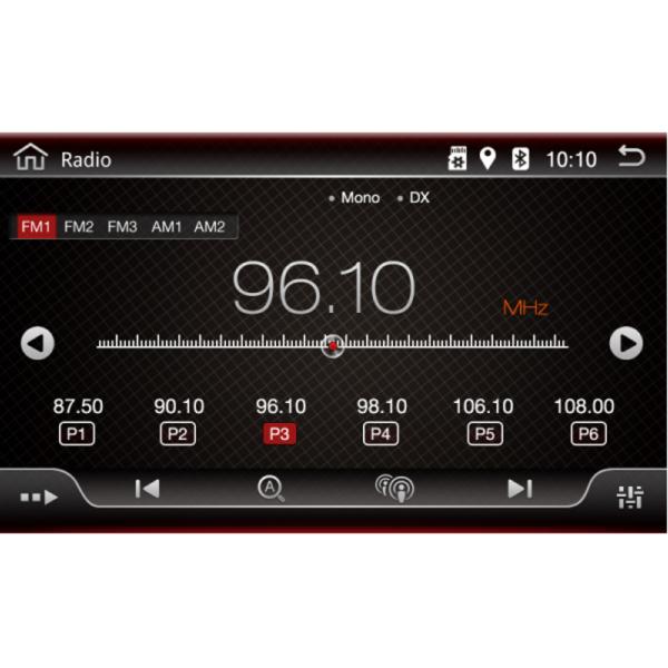 IQ-AN X651_GPS οθονη αυτοκινητου
