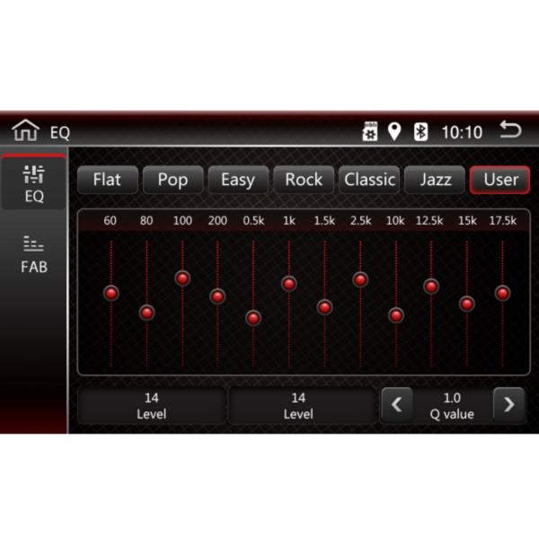 IQ-AN X651_GPS multimedia οθονη