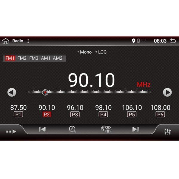 IQ-AN X693_GPS αυτοκινητου οθονη