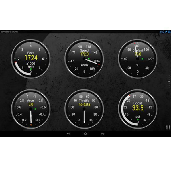 IQ-AN9100_GPS multimedia οθονη