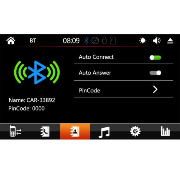 IQ-CR266_GPS αυτοκινητου