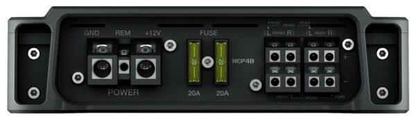 Hertz Compact Power HCP 4DK ισχυος