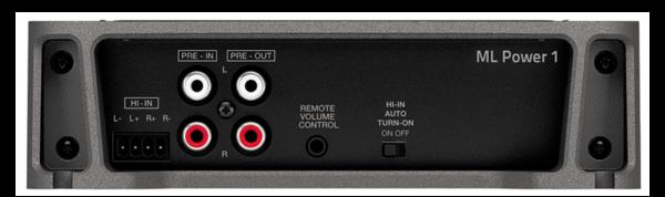 Hertz ML Power 1 ενισχυτης
